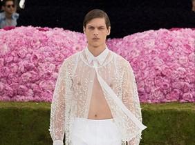 Nicolás de Dinamarca, un príncipe para Dior