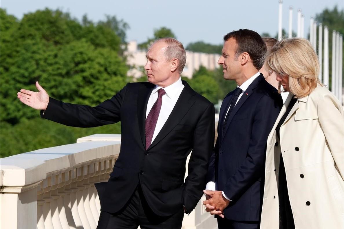Putin cree que España puede ganar el Mundial