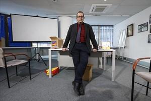 Rafael Arenas, expresidente de Societat Civil Catalana.