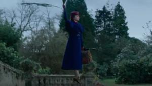 Imagen del tráiler de El regreso de Mary Poppins