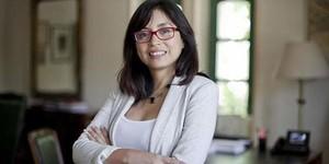 La exconcejal Rommy Arce, candidata de Anticapitalistas en las municipales.