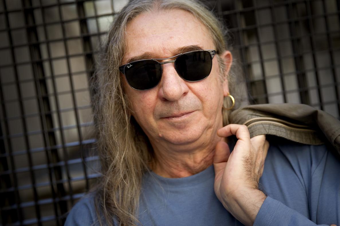 El rockero español Rosendo, en una imagen de archivo