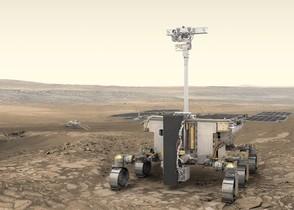 El róver que se enviará a Marte en el 2020
