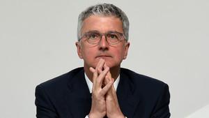 Rupert Stadler, ex-CEO de Audi.
