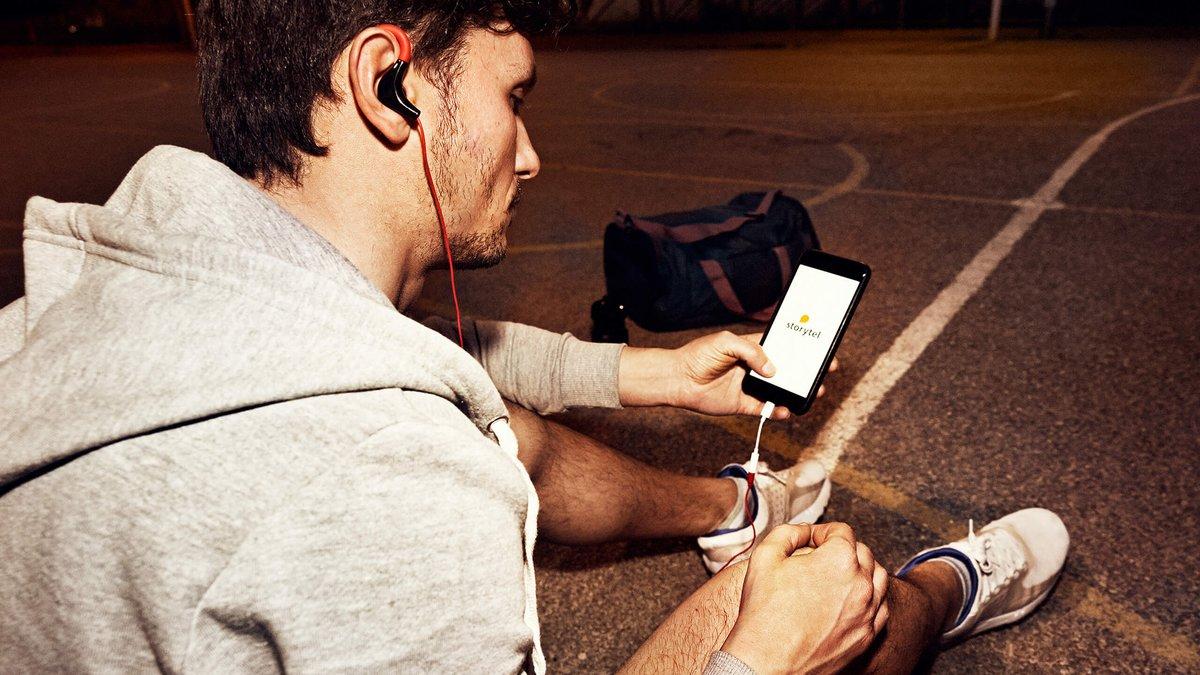 El 54,7% de los encuestados por Storytel consume audiolibros mientras hace ejercicio.