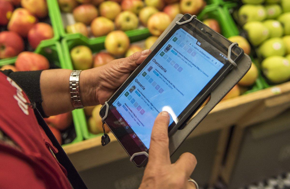 La compra online cada vez es más habitual