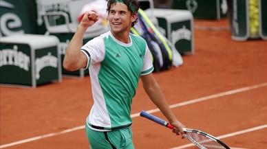Thiem, el tenista marine