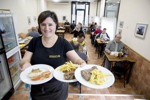 11 menús del dia extraordinaris a Barcelona per menys de 15 euros
