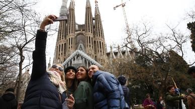 El turismo y Gaudí