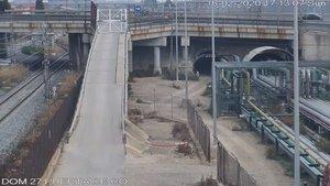 Una captura de pantalla del vídeo de la autovía.