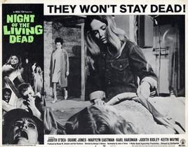 Una imagen promocional de La noche de los muertos vivientes.