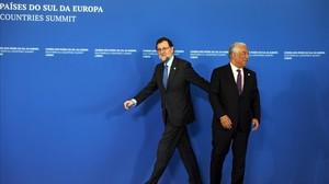 Els líders del sud d'Europa demanen més unió davant les amenaces internes i externes