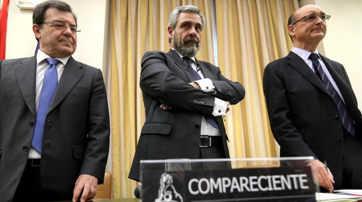 Fernández Díaz al·lega ser víctima d'una conspiració