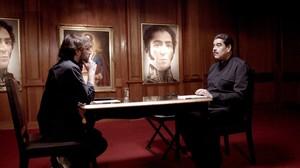Jordi Evole entrevista en Salvados a Nicolás Maduro, presidente de Venezuela.