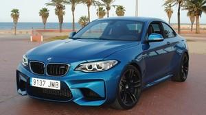 Un vehículo BMW.