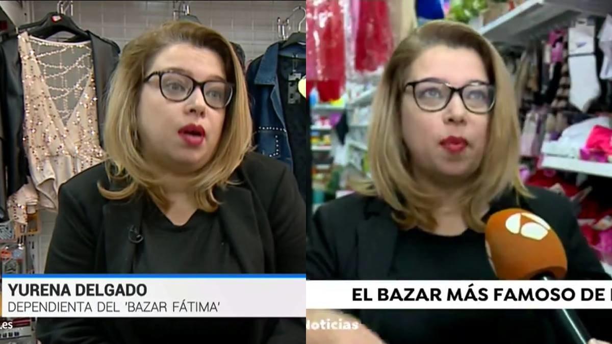 El bazar chino viral en la red se cuela en el 'Telediario' y 'Antena 3 Noticias'