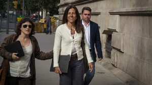 Arxivada una causa contra les dones d'Oriol Pujol i David Madí