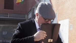 El Govern desclassifica més material de l'espionatge de Villarejo a Bárcenas