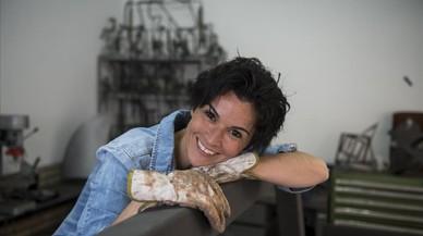 Patricia Cancelo: «Quiero que la gente juegue con mis esculturas»
