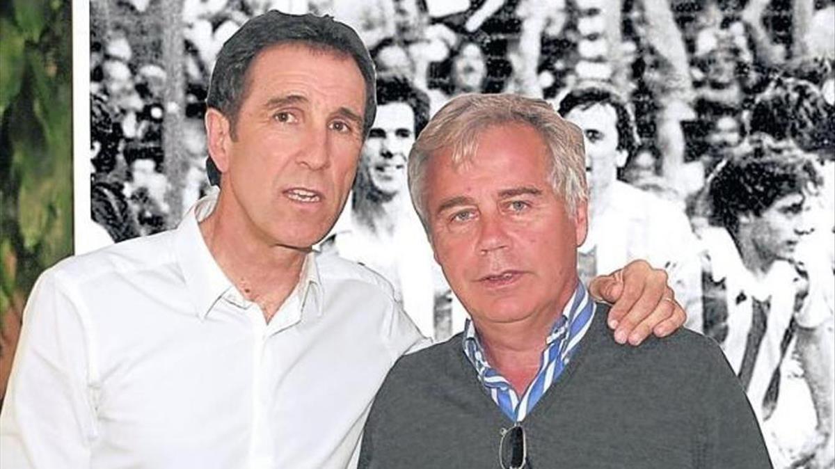 Jesús Mari Zamora y López Ufarte, en una imagen reciente.