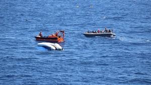Itàlia autoritza ara el desembarcament de 41 immigrants d'un vaixell de la Marina dels EUA