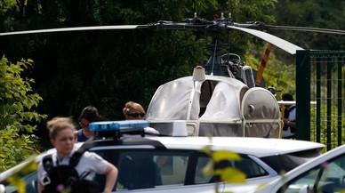 Espectacular fuga en helicòpter de Redoine Faïd, un dels presos més famosos de França