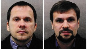 Els dos sospitosos d'haver enverinat l'exespia rus Skripal neguen ser agents d'intel·ligència