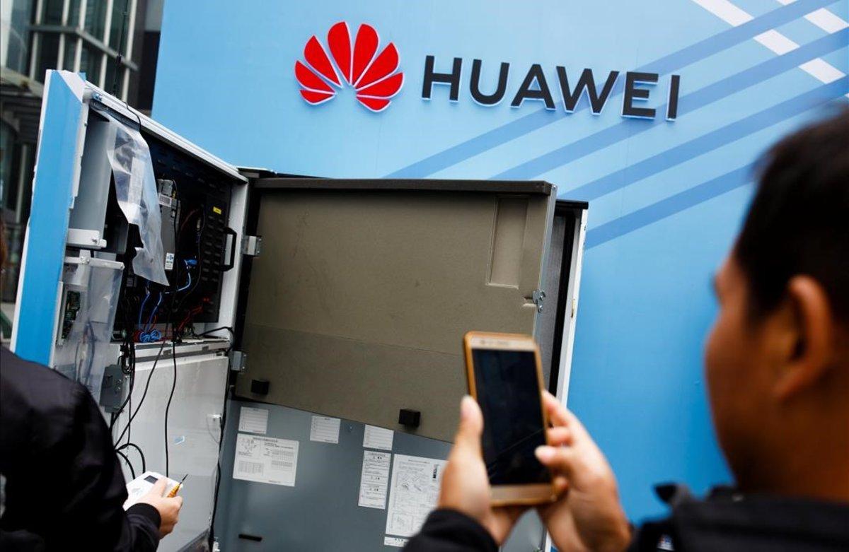 Huawei presentarà el seu sistema operatiu per a mòbils al juny