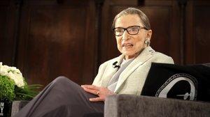 Ruth Bader Ginsburg: la jutge pop