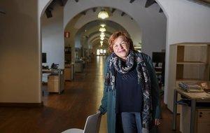 Emília Pallàs: «El treball contribueix a construir la identitat»