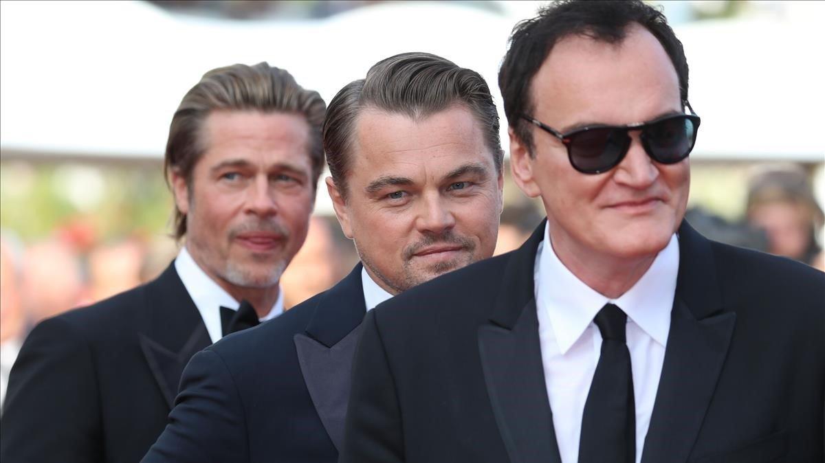 Cannes es rendeix a la nostàlgia cinèfila de Tarantino