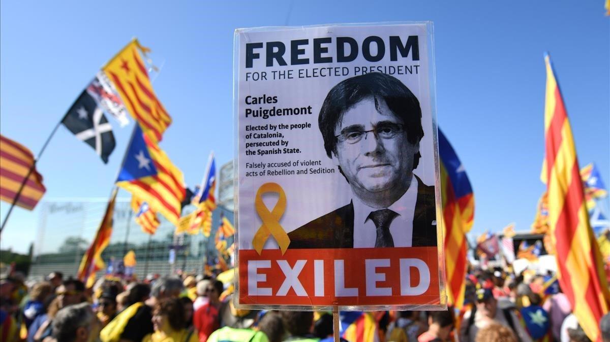 La Junta Electoral prohibeix a TV-3 i Catalunya Ràdio parlar de «presos polítics»