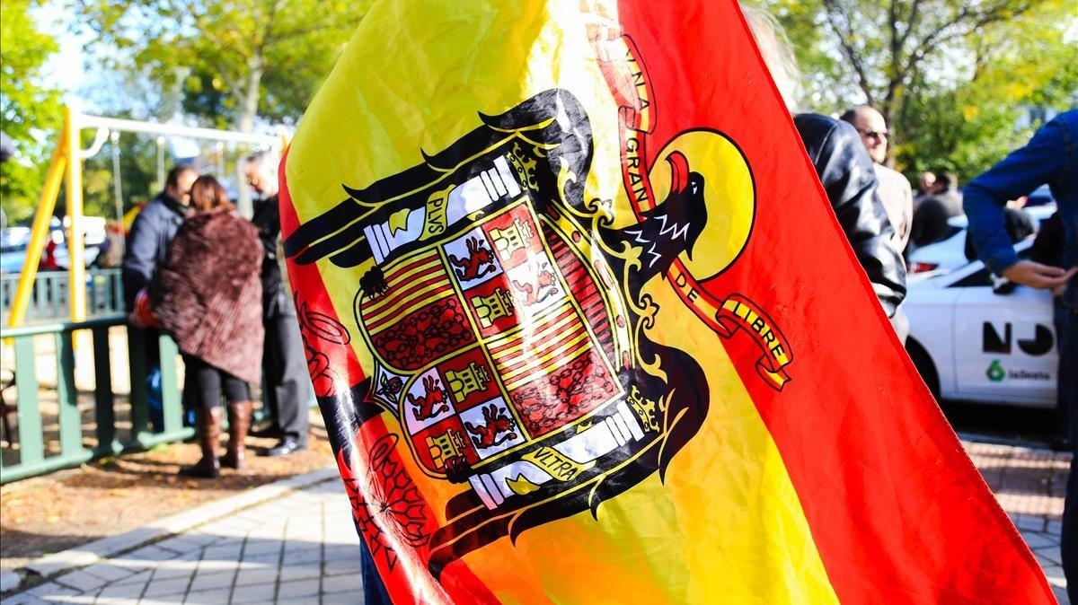 Reinhumació de Franco: Aquelarre franquista a Mingorrubio