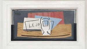 Ajornat el sorteig d'un Picasso a 100 € perquè no es venen les paperetes