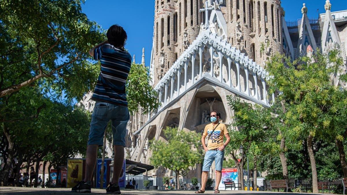 Una mirada llarga al turisme a Barcelona