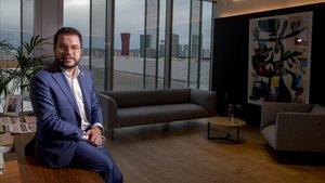 Pere Aragonès: «La taula de diàleg s'haurà de reactivar després de la interinitat»