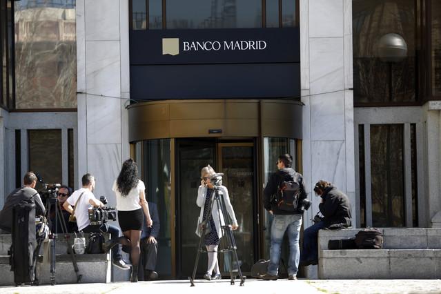 Image result for banco de madrid