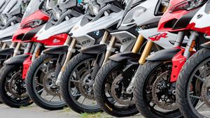 Guía online de neumáticos Continental para motos
