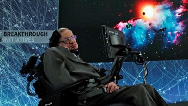 Stephen Hawking dejó una propuesta póstuma para detectar los universos múltiples (ES)