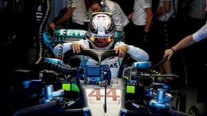Hamilton, el más rápido del sábado
