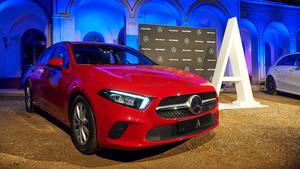 Presentación del Mercedes Clase A de la mano de Stern Motor.