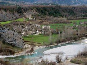 El canvi climàtic està alterant la qualitat de les aigües del Pirineu
