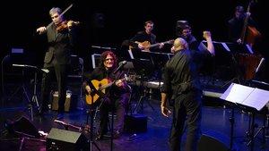 The Django Orchestra, en el Teatre Joventut de LHospitalet.