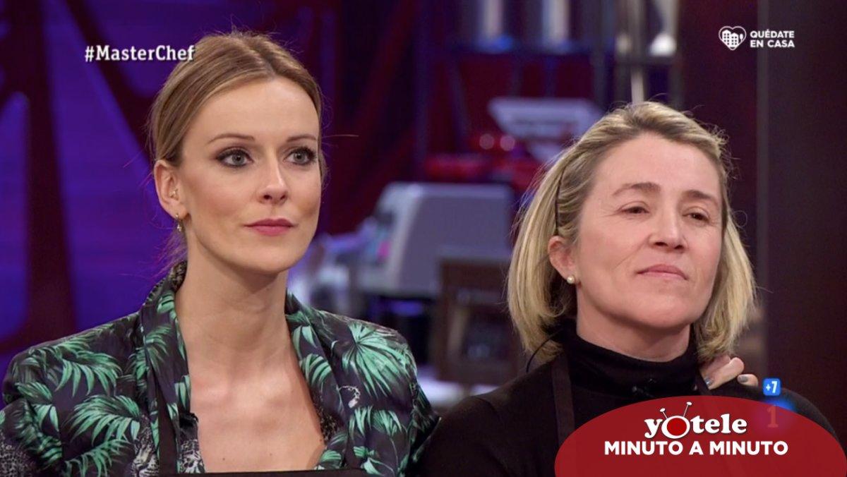 'Masterchef 8': Las vísceras de pescado convierten a Adrienne y Mónica en expulsadas