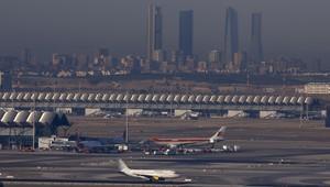 El aeropuerto Adolfo Suárez-Madrid Barajas.