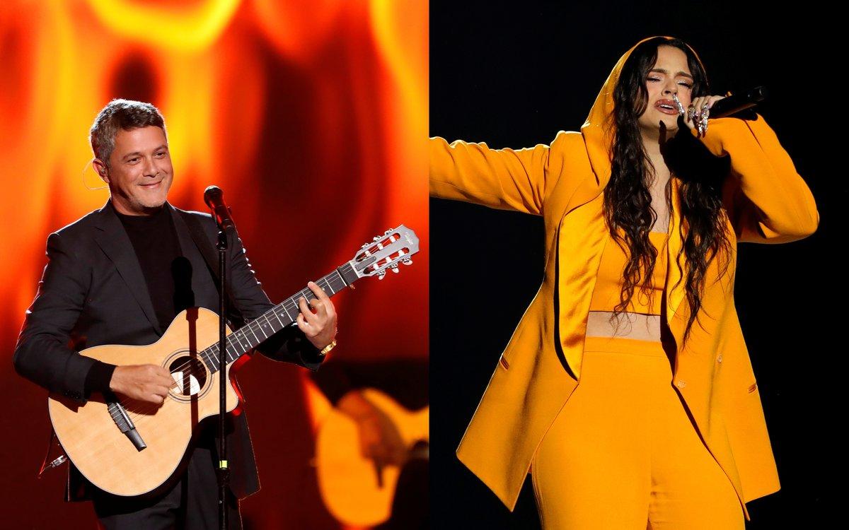 Alejandro Sanz y Rosalía entre los ganadores de la pregala de los Grammy Latinos - El Periódico