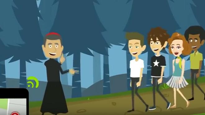 Un centenar de sacerdotes están geolocalizables para perdonar tus pecados en la app Confesor Go.