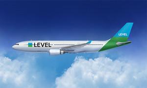 Level engegarà les rutes BCN-Nova York i Santiago de Xile