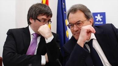 El confuso mensaje de Artur Mas al PDECat