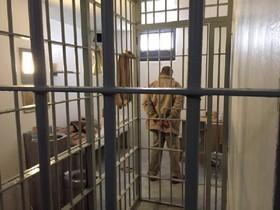Primera imagen de El Chapo Guzmán en su nueva celda.